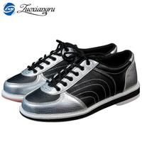 New Hot Men Bowling Shoes For Men Soft Footwear Classic Sneakers Spring Autumn Outdoor Breathable Walk Shoes