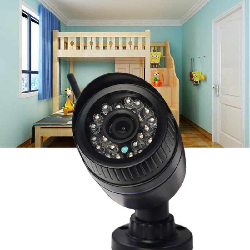 Seven Promise Hd 960p Ip Camera 1.3MP Wifi Motion Detection Outdoor Waterproof Mini Card Black Cctv Surveillance Security seven promise hd 960p ip camera wifi motion detection outdoor waterproof mini card black surveillance security