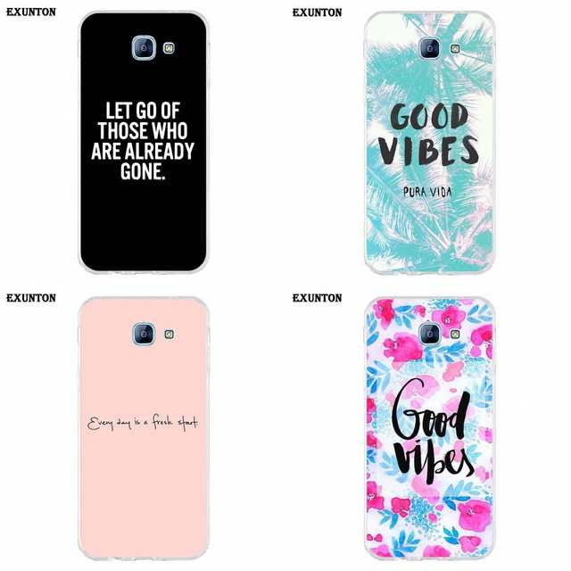Online Shop Good Vibes Tumblr Quotes For Galaxy Alpha Core Prime