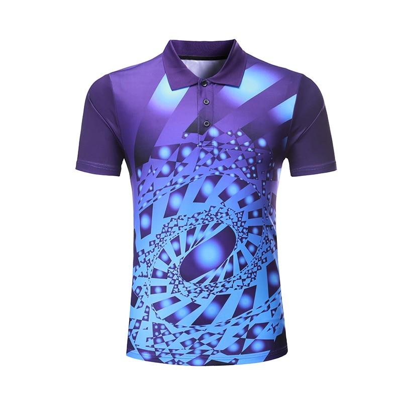 New Badminton shirts Men/Women Tennis shirt, Dry-Quick Badminton t-shirt , sports table tennis shirt , pingpong t-shirt 203