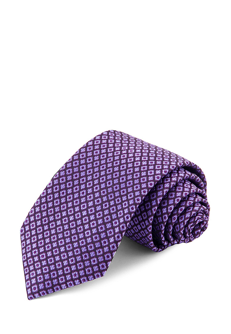 [Available from 10.11] Bow tie male GREG Greg silk 8 lilac 708 7 06 Lilac fashionable small dots pattern bow tie for men