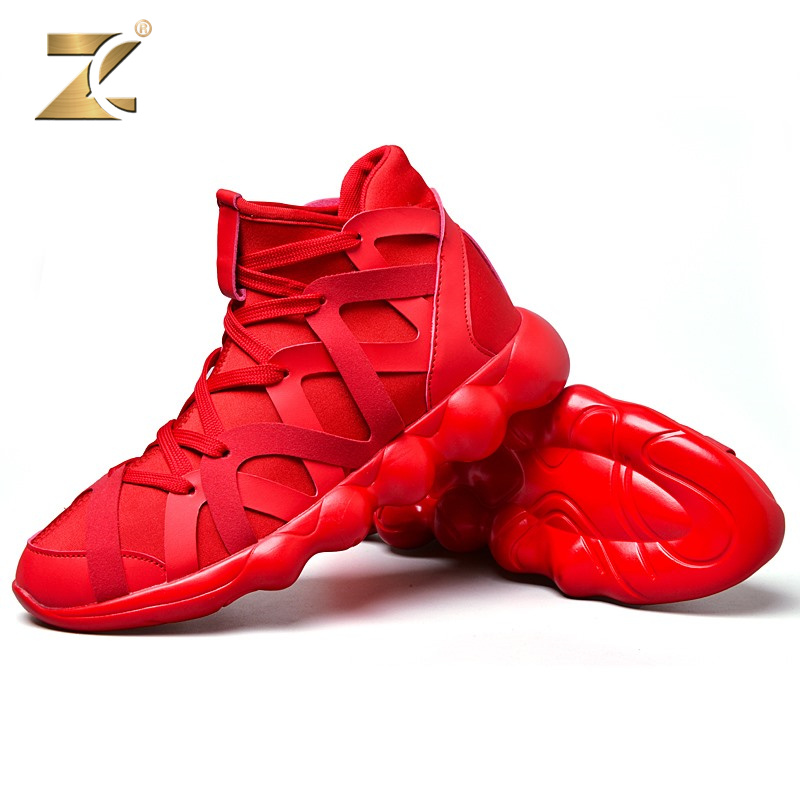 Z 2017 Superstar Famous Brand Designer High vamp Red Men Casual Shoes Fashion Walking Breathable European Men Shoes Size 39-44 2016 superstar famous designer mixed color air mesh wedges men casual shoes fashion walking outdoor breathable lace up men shoes