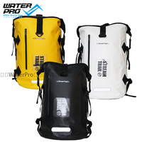 Stream Trail Dry Tank D2 33L Waterproof Bag Backpack