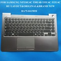 Teclado teclado do laptop Original para Samsung NP530U4C 530U4B 535U4C 532U4C BA75-04158M RU layout com qualidade superior da tampa
