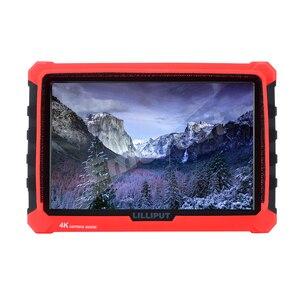 Image 2 - Lilliput A7s 7 pouces 1920x1200 HD IPS écran 500cd/m2 caméra moniteur de terrain 4K HDMI entrée sortie vidéo pour appareil photo sans miroir DSLR