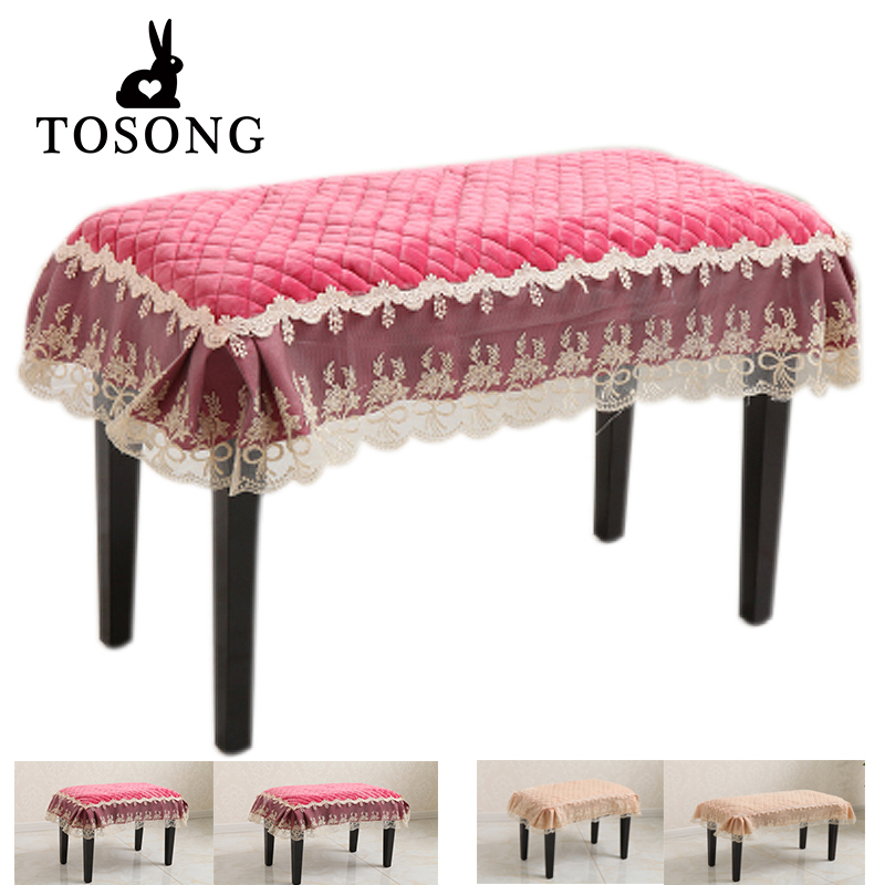 Miraculous Us 15 57 5 Off Tosong Piano Stool Chair Cover Europe Style Piano Bench Protective Cover Dustproof High Quality In Piano Covers From Home Garden Uwap Interior Chair Design Uwaporg