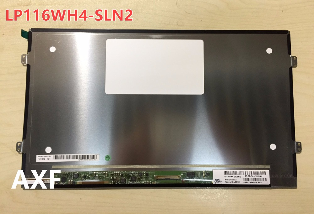 11.6 inch lcd matrix LP116WH4-SLN2 B116XAN03.0 3A laptop lcd screen display 1366*768 40pin ips screen phil collins singles 4 lp