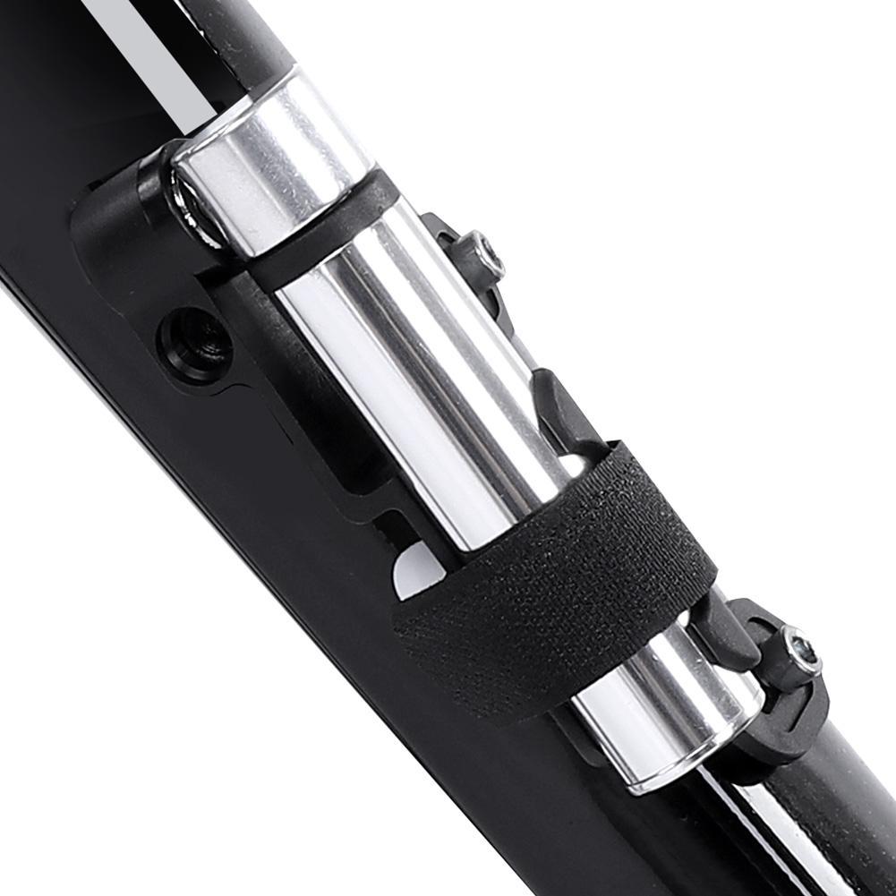 Мини портативный велосипедный насос, Аксессуары для велосипеда, алюминиевый сплав, воздушный насос для шин, насос для горного велосипеда, баскетбола, футбола