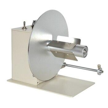 Машина для перемотки этикеток AL-938 автоматическое устройство перемотки этикетки перемотки машина Регулируемая скорость Двусторонняя этик...