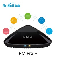Najnowszy RM Pro + Uniwersalna kontrola Broadlink kontroler IR RF inteligentny pilot bezprzewodowy 3G 4G ios Android smart home automation