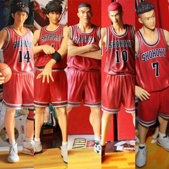 Slam Dunk Big Size PVC Action Figures Dolls Model Boys