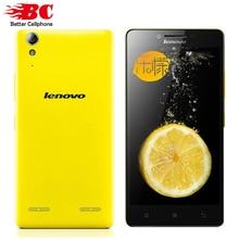 Лучшие Оригинальные Lenovo K3 лимон K30-W Android-смартфон Кач-акция MSMS8916 Cortex A53 Quad Core 1.2 ГГц 5.0″ IPS 16 ГБ ROM 8.0MP камеры