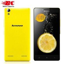 "Original Lenovo K3 Lemon K30-W Android Smart Phone Qual-comm MSMS8916 Cortex A53 Quad Core 1.2GHz 5.0"" IPS 16GB ROM 8.0MP Camera"