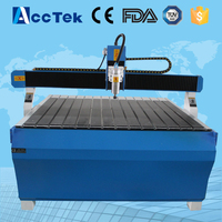 Acctek Wood Stair Cnc Router Machine 1212 China Cnc Router Machine Cnc Engraving Machine Parts
