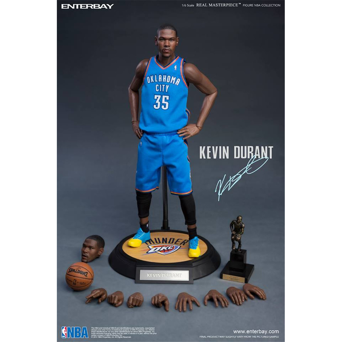 XINDUPLAN Kevin Durant NBA Golden State Warriors 35 MVP  Action Figure Toys 1/6 34cm basketball PVC Gift Collection Model 1079 secret warriors the complete collection volume 1