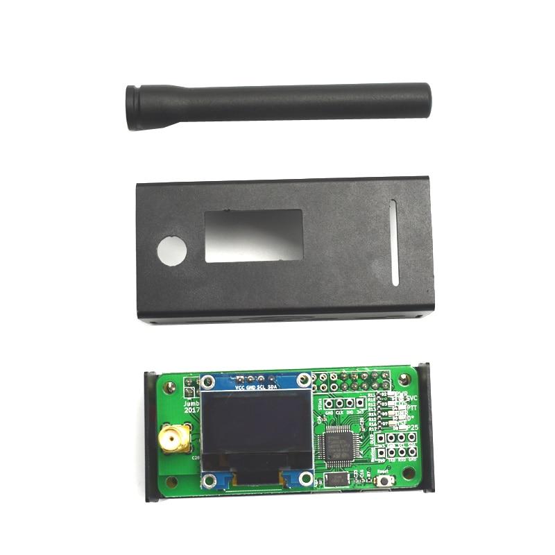 ❤️ Jumbospot UHF VHF MMDVM hotspot Module Support P25 DMR YSF for raspberry  pi + Antenna + OLED+