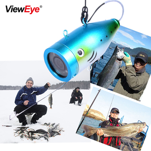Image 3 - ViewEye Single Underwater Fishing Camera Accessories For 7 inch Fish Finder 12 LED IR Infrared Lamp Or Bright White LED