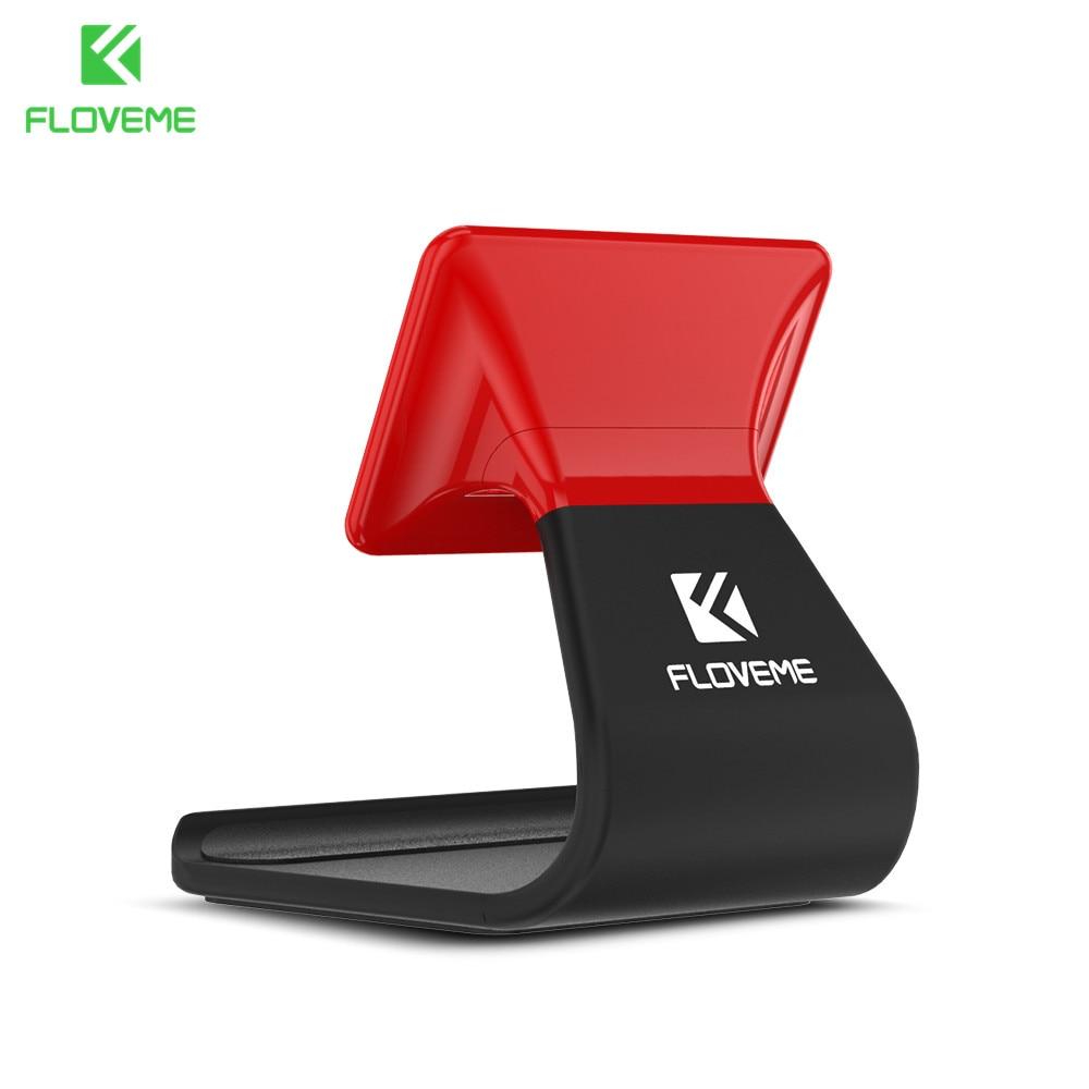 Floveme универсальный стол держатель телефона Stander Гибкий Мобильный телефон Планшеты стенд держатель для <font><b>iPhone</b></font> 7 6 Plus для Samsung Xiaomi LG