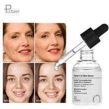 Pudaier-Esencia de ácido hialurónico, blanqueador hidratante, Lifting, reafirmante, reduce los poros, aceite SÉRUM, Control de Base de maquillaje, Primer TSLM1