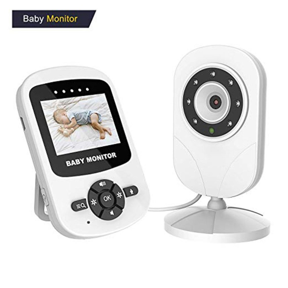 Video Baby Monitor with Camera 1080P Digital 2.4Ghz Wireless Video Monitor with Temperature DetectorVideo Baby Monitor with Camera 1080P Digital 2.4Ghz Wireless Video Monitor with Temperature Detector