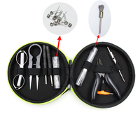 Mini Portable Electronic Cigarette Tool Bag Multi Functional Coil Smart Vape Pocket From Amphisbaena Tool Kit