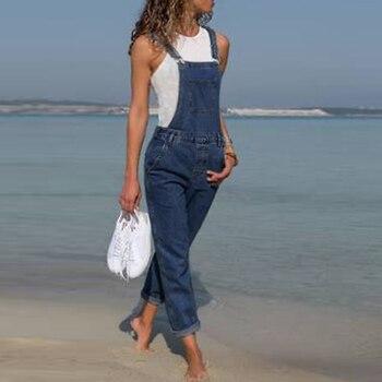 Women's Jeans Jumpsuits