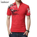 New Summer Fashion Print Mens T Shirts Stand Collar Slim Fit Short Sleeve T Shirt Mens Clothing Trend Casual Tee Shirt M-5XL