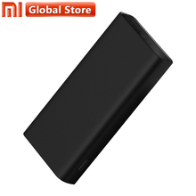 Original 2019 NEUE Xiao mi mi 20000mAh Power Bank 3 Pro/2C USB-C 45W Tragbare Ladegerät Dual USB Power für Laptop Smartphone