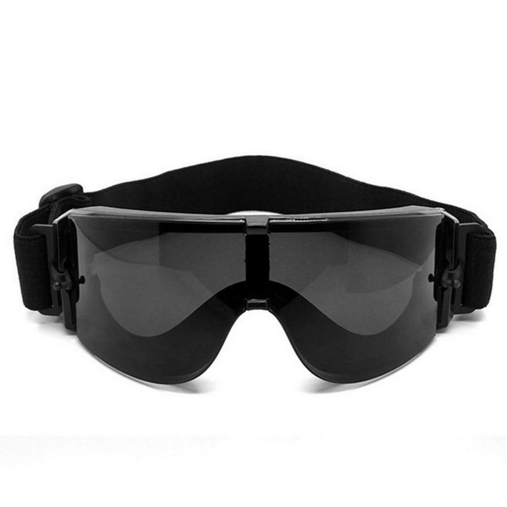 Military Goggles Tactical Glasses Airsoft X800 Sunglasses Eye Glasses Goggles Motor Eyewear Cycling Riding Eye Protecting стоимость