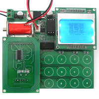 Intelligent Lock Assembly Electronic Products Assembly And Debugging Contest Package Containing Copy Board Skills DIY