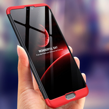 P20 360 Degree Full Protection Hard Case For Huawei Back Cover shockproof case P 20 + glass 5.8