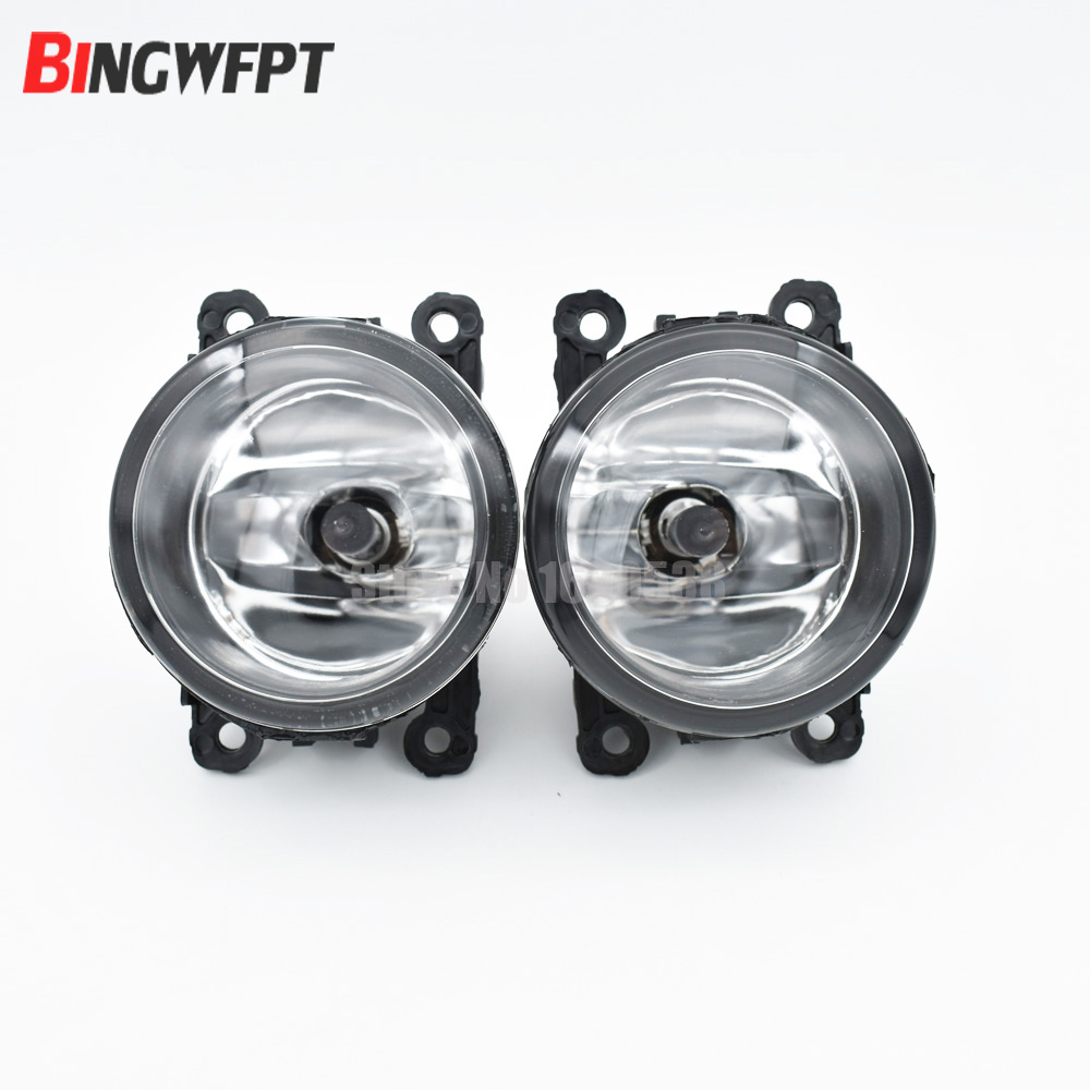 2pcs/set Right/Left Angel Eyes Car styling Halogen fog lights For FIAT 500 2012-2015 (Does not fit ABARTH) Retail or wholesale 2pcs left