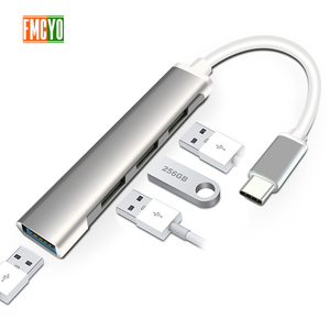 Image 1 - Laptop docking station All in One USB C to HDMI Card Reader  PD Adapter for MacBookType C HUB For Mobile phone