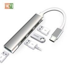 Laptop docking station Alles in een USB C naar HDMI Kaartlezer PD Adapter voor MacBookType C HUB Voor mobiele telefoon