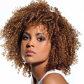 Short Brown curly Wig For Black Women natural Hair Short Kinky curly synthetic Wig Africian Americian  Curly Afro Wig bob Hair