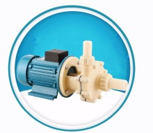 40FS-20 Chemical Circulating Pump Engineering Plastic Water Pump Industry Centrifugal Water Pump