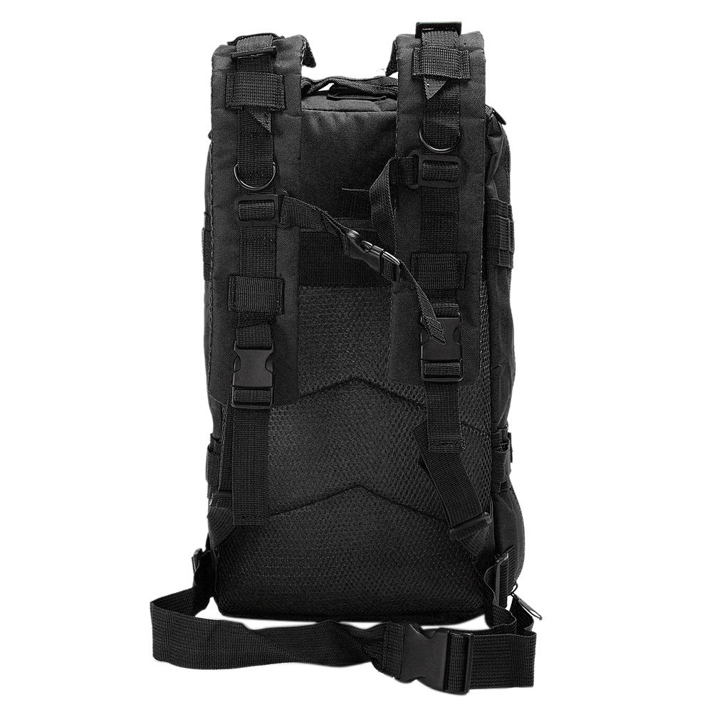 50L High Capacity Nylon Backpack Military 17 Inch Laptop Men Backpack Travel Rucksack Bags School Backpacks Satchel Bag#25