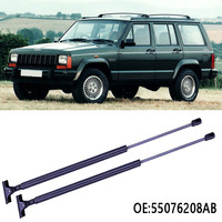 1 Set Rear Tailgate Boot Gas Struts Shock Struts Spring Lift Supports For Jeep Cherokee 1997 2001