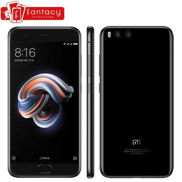 """Xiaomi Mi Note 3 6G 128G Snapdragon 660 Octa Core FDD 4G Dual 12.0MP Camera 5.5"""" AI Beauty Front 16.0 MP Xiaomi Note 3"""