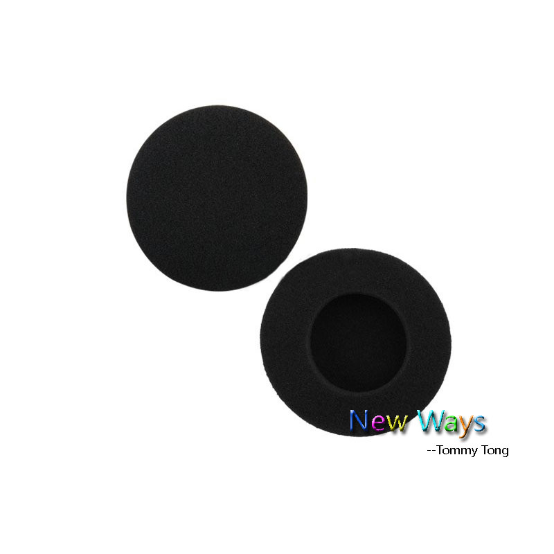b333817ab1bde0 2pcs earphone Thick Foam Earbud 4cm sponge ear buds Headphone Ear pads  cushion Replacement Sponge Covers Tips For Earphone-in Earphone Accessories  from ...
