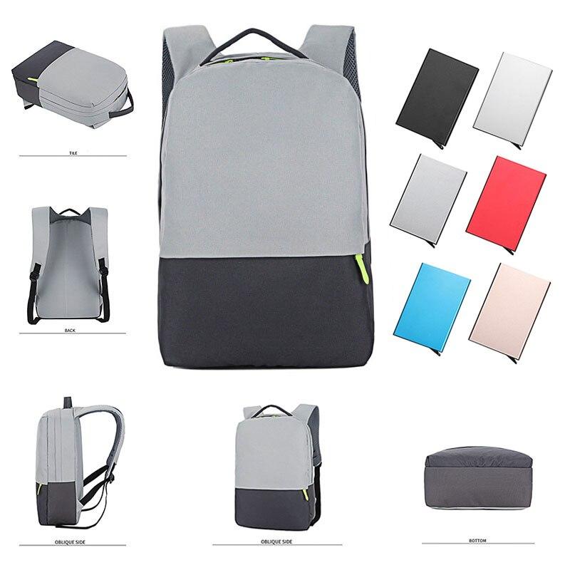 Newest Waterproof 27cm*42cm*13cm Laptop Backpack 16Men Backpacks For Teenage Girls Travel Backpack Bag Women Male+(Free Gift)
