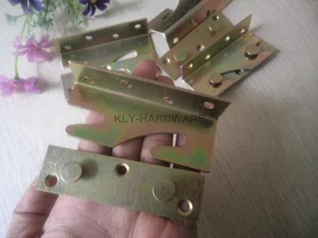 Bed Frame Conversion Brackets,locking hinge,bed hinge,bed bracket hardware