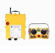 Беспроводной промышленный дистанционный регулятор электрический пульт дистанционного управления лебедкой передатчик + F24-60 приемник Y