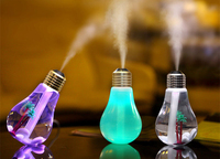 Creative 400ML USB Desktop LED Colorful Night Light Car Styling Air Humidifier Oil Essential Aroma Diffuser
