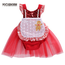 Summer Baby Girl 0-3Year Christmas Dresses for Newborn Baby Girls Sequined Clothing Casual Infant Princess Dress