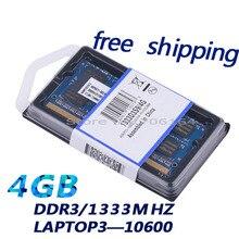 Freies verschiffen DDR3 4 GB 1333 MHZ arbeit für ALLE motherboard mit hoher qualität