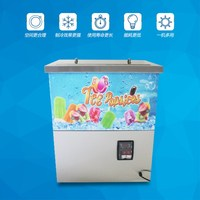 2017 fast ship Commercial Popsicle Machine 3000pcs/day Stainless Steel ice lolly making machine,fruit /milky ice lolly make
