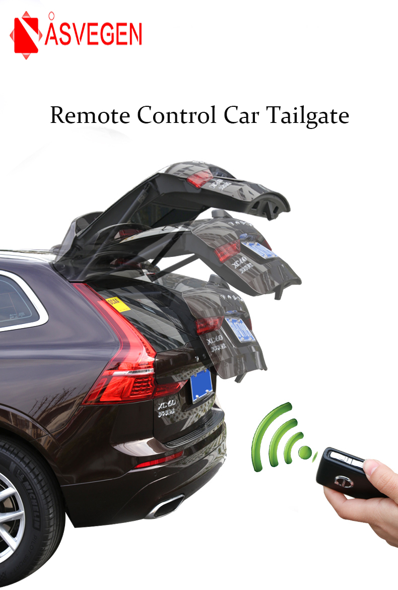 New Electric Tailgate Refitted For VOLVO XC60 2015 Year Tail Box Intelligent Electric Tail Door Power Operated Tailgate