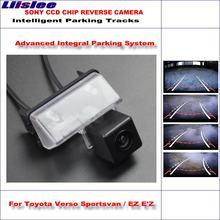 Автомобильная задняя резервная парковочная камера для toyota