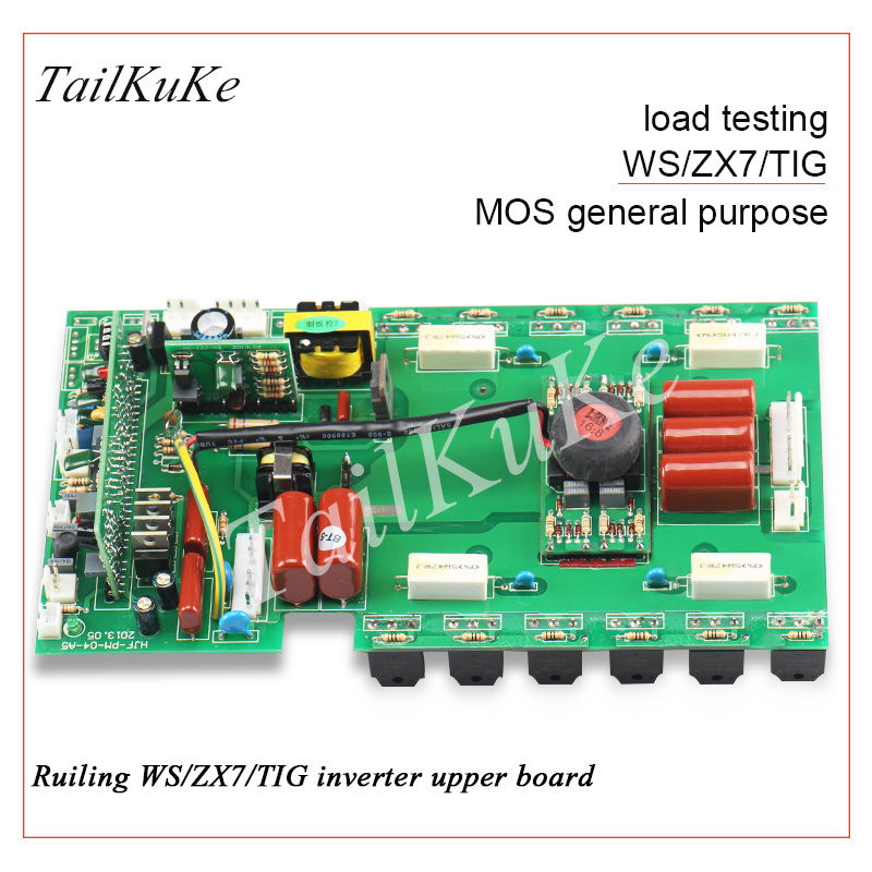 <font><b>200</b></font> Welding <font><b>Inverter</b></font> Power Board Rui Ling Christie General ZX7/WS/TIG DC Argon Arc Welder Circuit Board image